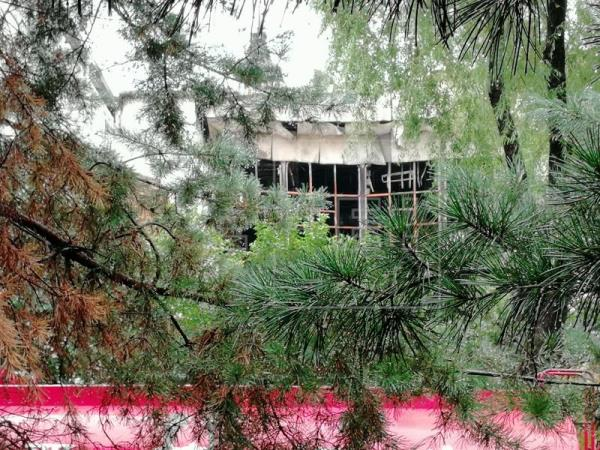 Un detenido por el incendio en un hotel en China que causó 20 muertos