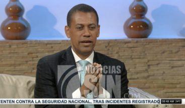 Guido Gómez: Medina quiere colocar en agenda temas de su interés