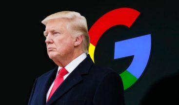 Google responde a Trump: su buscador