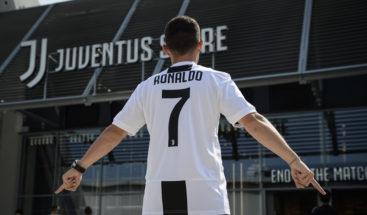 Cristiano supera todas las expectativas en la Juventus de Turín