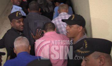 Continúan en cárcel Palacio de Justicia imputados por venta de terrenos
