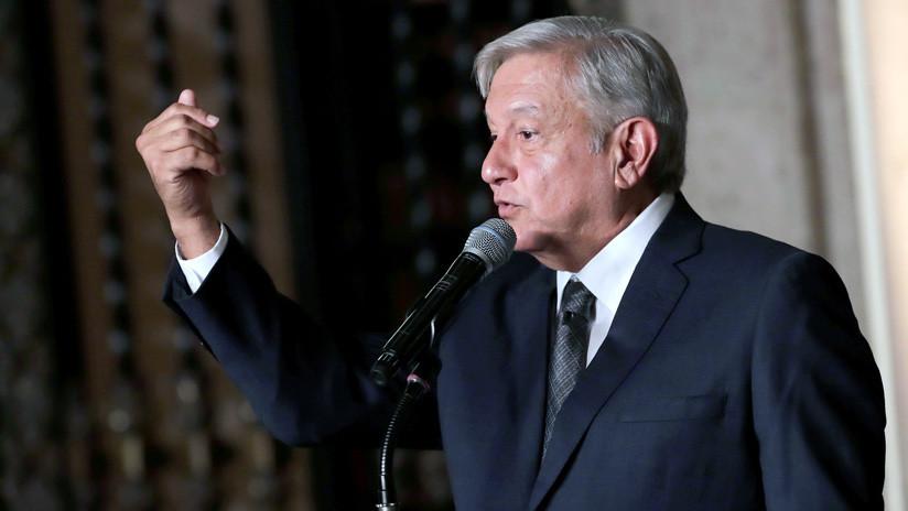 López Obrador presenta dictamen con opciones del Nuevo Aeropuerto