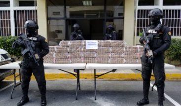 Decomisan 206 paquetes de cocaína en Puerto Multimodal Caucedo