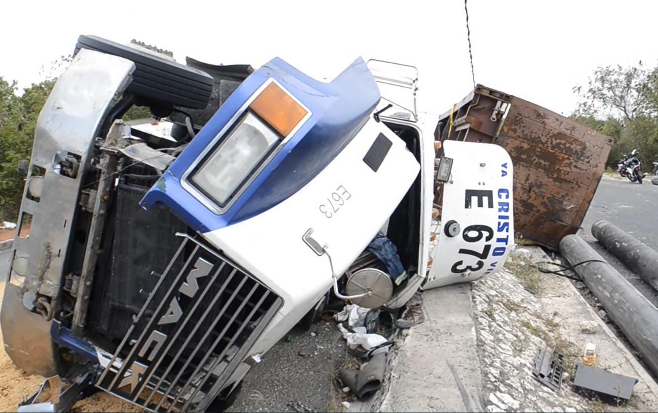 Un muerto y un herido en accidente en La Romana