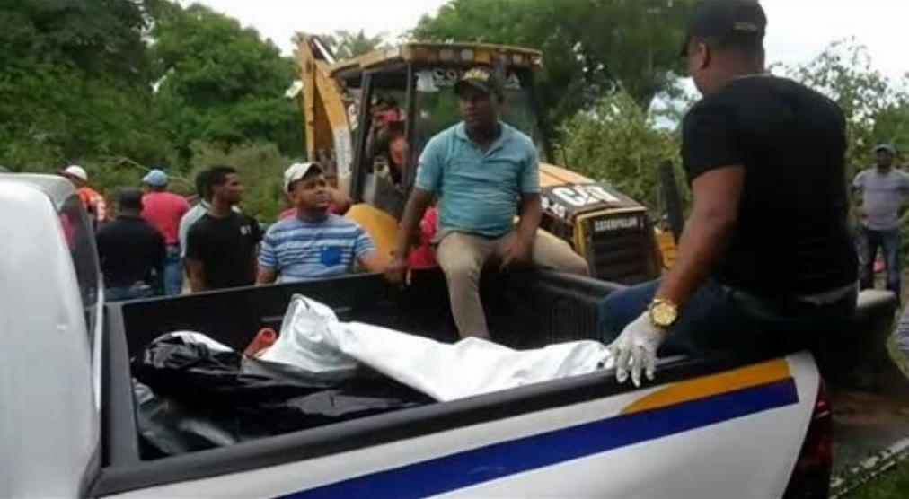 Joven muere de manera accidental mientras trabajaba en construcción extensión de la Universidad UTESA en Dajabón