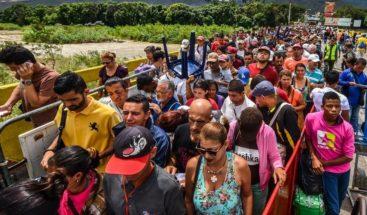 Venezuela niega éxodo masivo; asegura lidera recepción de inmigrantes