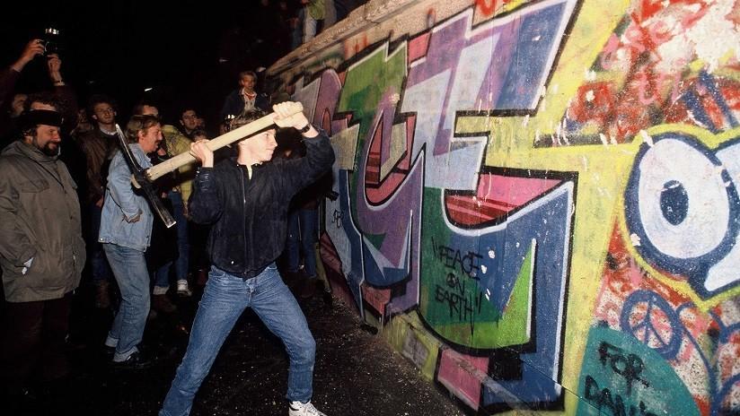 El Muro de Berlín 'reaparecerá' en Alemania