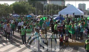 Todo listo para la Marcha del Millón, según el colectivo Marcha Verde