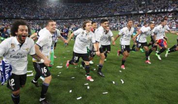 Un año y seis días después, el Real Madrid vuelve a ser primero en Liga