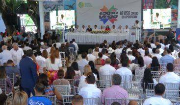 MICM inaugura vigésimo tercera feria Expo Vega Real 2018