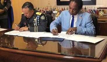 PN y Inespre firman acuerdo para instalar bodegas móviles