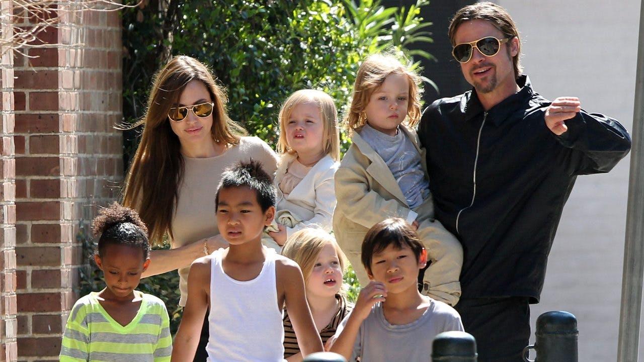 Brad Pitt: Pagué más de 1,3 MM a mis hijos tras separación de Jolie