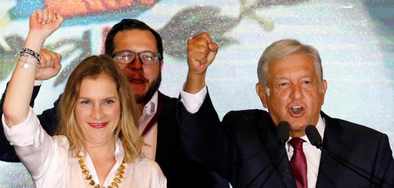 Esposa de López Obrador suprime la figura de primera dama