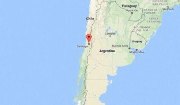 Sismo de magnitud 5 afecta la zona central de Chile
