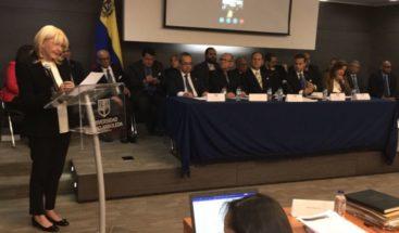 Exfiscal presenta video supuesto aporte Odebrecht a campaña de Maduro