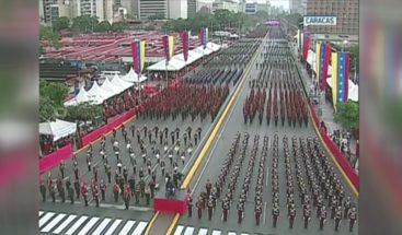Venezuela captura culpables de supuesto atentado