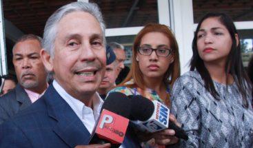 Presentan querella contra Freddy Pérez, ex ministro de Obras Públicas