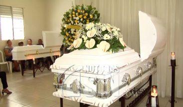 Tres muertos y un heridos en dos accidentes en Santiago