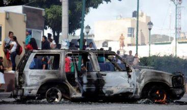 Linchan a otras 2 personas acusadas de robo de niños en centro de México