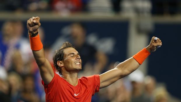 Nadal se impone a Cilic y pasa a semifinales en Masters 1000 de Toronto