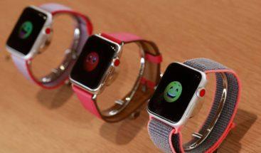 Apple aprieta el acelerador con sus nuevos modelos de reloj inteligente