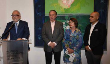 """Inauguran exposiciones """"Antológica 02"""" y """"Defilló de pintura a la danza"""""""