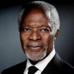 Muere Kofi Annan a los 80 años de edad