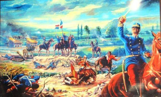 Aniversario 155 de la Restauración de la República Dominicana