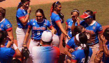 Puerto Rico gana 9-0 a México en el mundial femenino de sóftbol