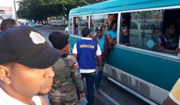 DGM detiene más de 500 extranjeros durante operativos de interdicciones