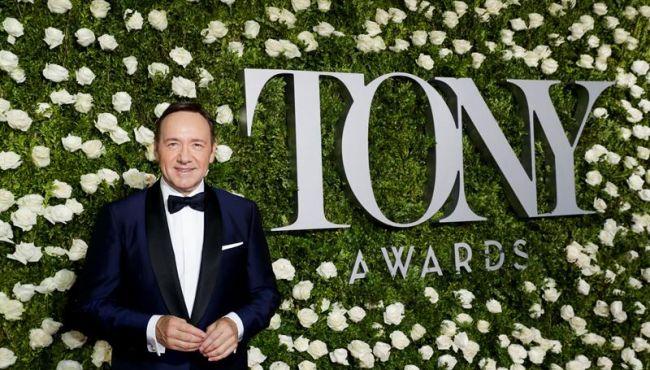 Última cinta de Kevin Spacey recauda 618 dólares en su estreno en EEUU