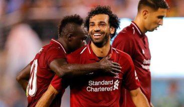 El Liverpool denuncia a Salah a la policía por usar el móvil conduciendo