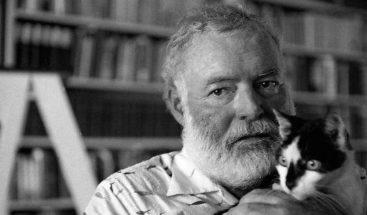 Relato inédito de Hemingway es publicado a casi 60 años de su muerte