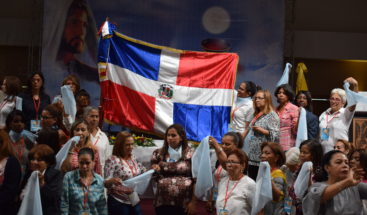 "Católicos dominicanos adoptan consigna ""¡Salvemos las dos vidas!"""