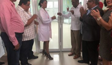 SNS deja en servicio Unidad de Hemodiálisis en hospital Regional Taiwán
