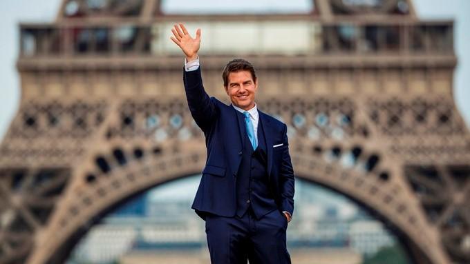 Tom Cruise sobrevive al acecho de Winnie the Pooh