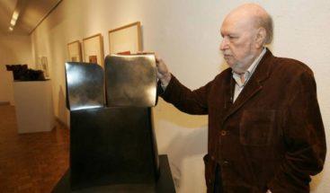 Muere el escultor español José Luis Sánchez, pionero de la abstracción