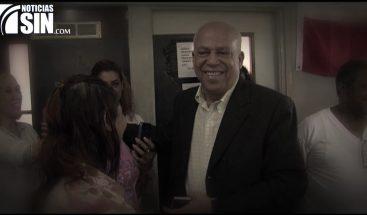 Interrogan en la Fiscalía del Distrito al abogado Johnny Portorreal
