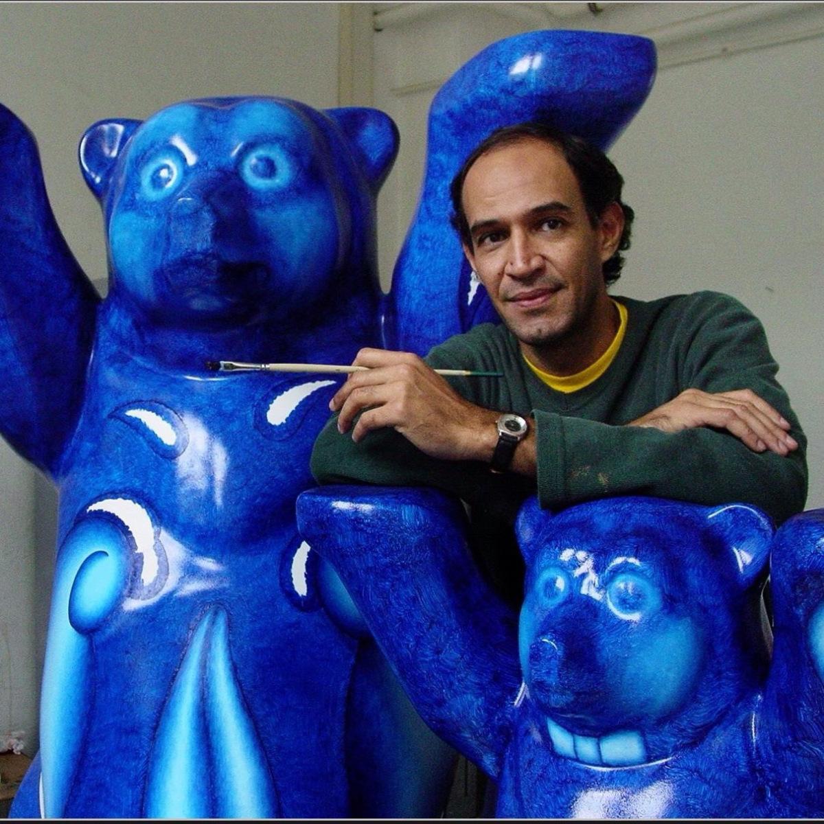 Ministerio de Cultura anuncia exposición del artista plástico Amado Melo