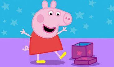 Prohíben a dos marcas de juguetes chinas utilizar imagen de Peppa Pig