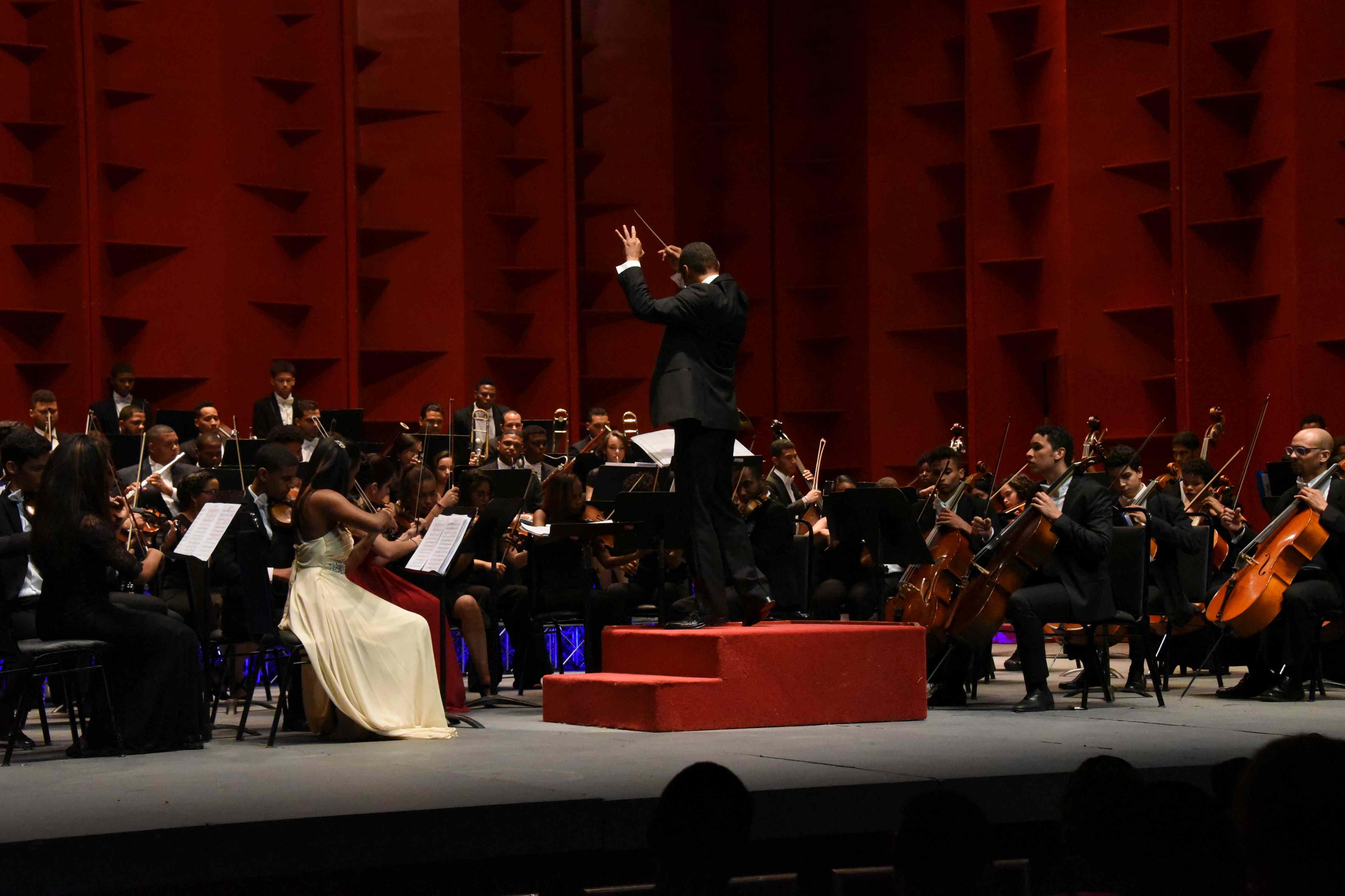 Orquesta Sinfónica Nacional Juvenil inicia temporada de conciertos 2018