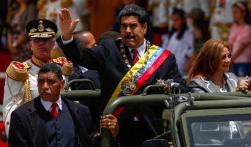 Maduro pide que juicio por atentado en Venezuela sea público y abierto