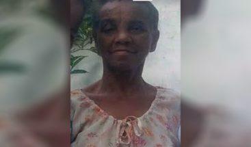 Buscan a señora con alzhéimer desaparecida