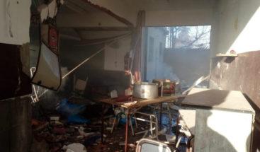 Dos muertos en explosión en una escuela de la provincia de Buenos Aires