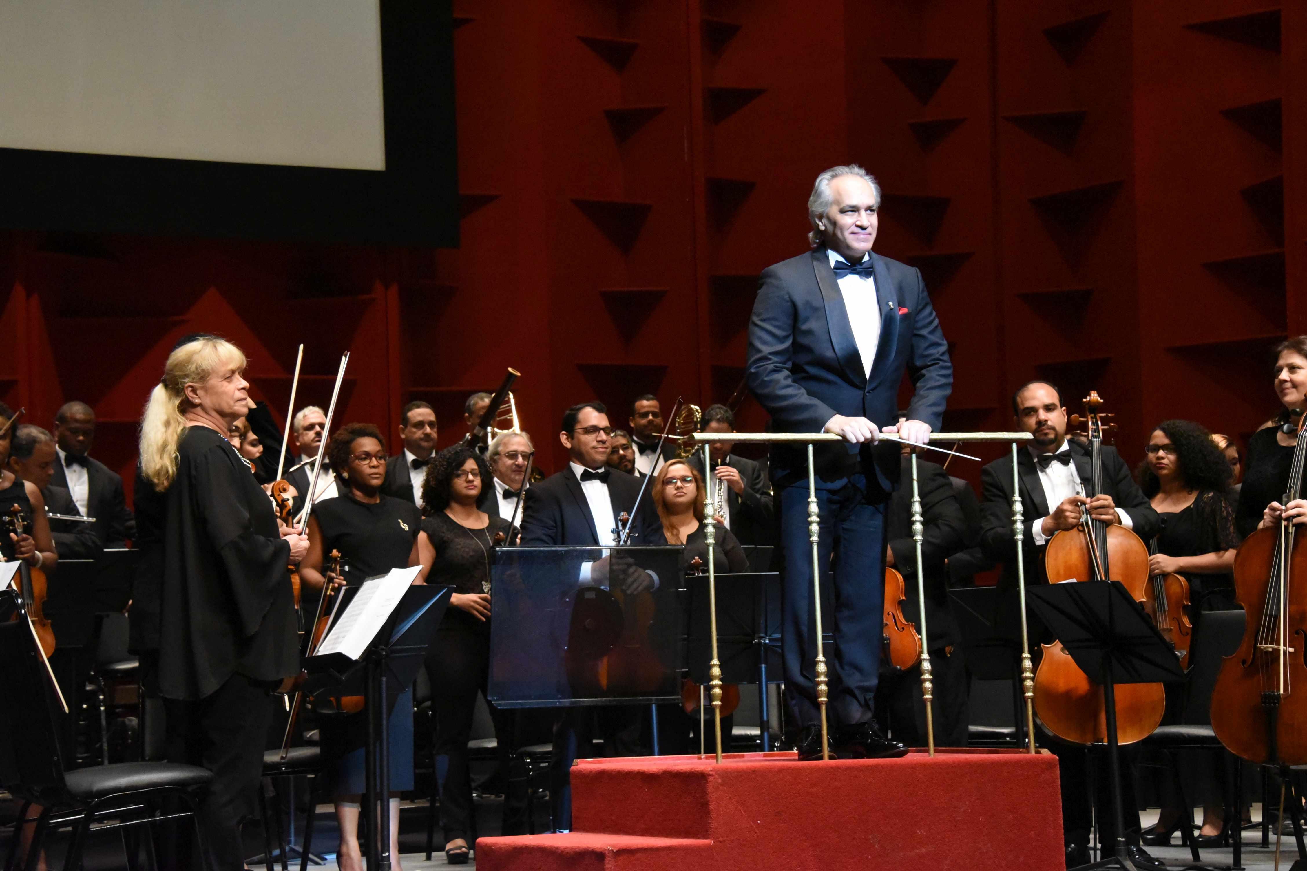 La Orquesta Sinfónica Nacional ofrece concierto