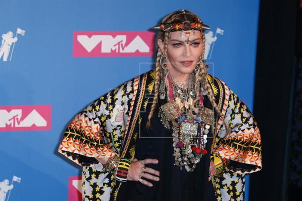 Madonna luce