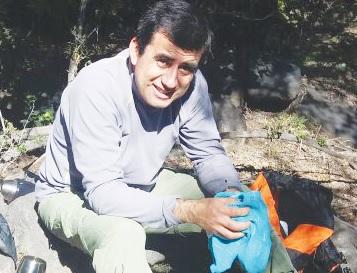 PN dice continúa búsqueda turista chileno desaparecido hace varios días
