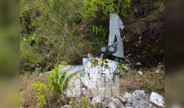 Un oficial de FARD muerto y un herido en accidente aéreo en Elías Piña