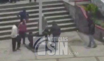 Linchan colombiano acusado de estafa en México