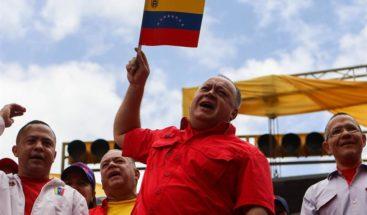 Cabello acusa otro diputado de estar involucrado en el atentado a Maduro